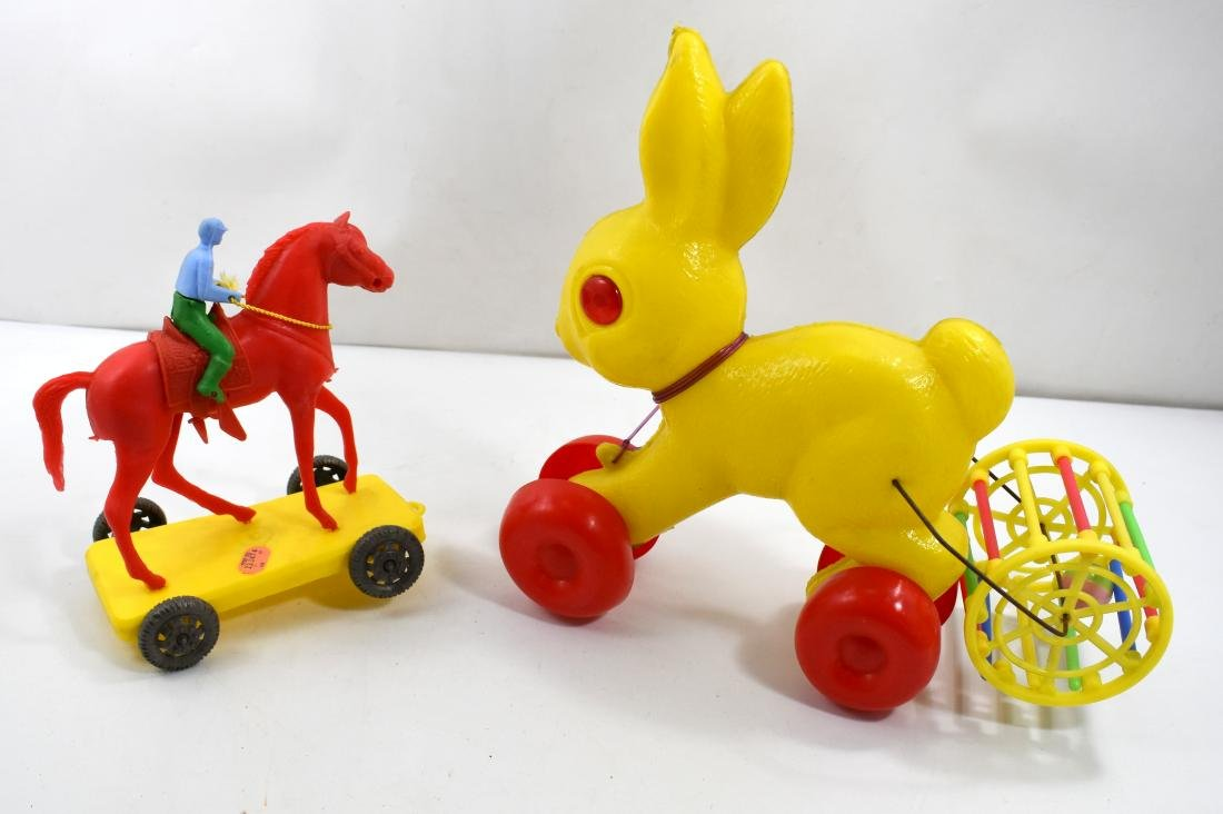 Pair of plastic toys for the sea,  Eretz Yisrael,