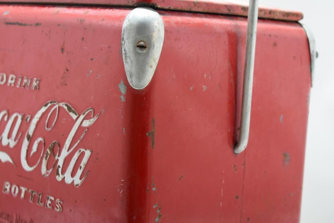 Coca Cola picnic cooler 1947 - 3