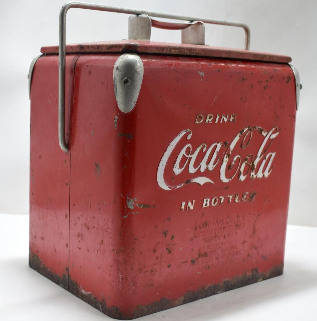 Coca Cola picnic cooler 1947 - 4