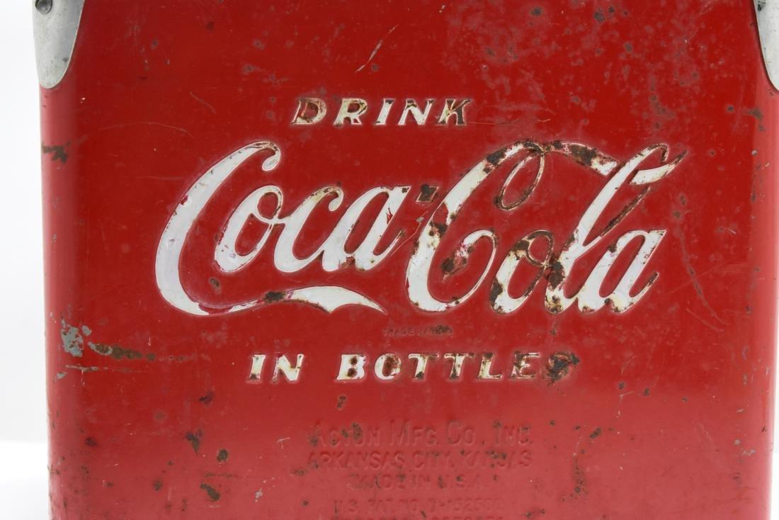 Coca Cola picnic cooler 1947 - 5