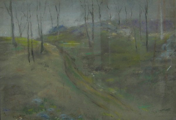 "17: JAMES ROSS ""Hillside Road"" 1913"
