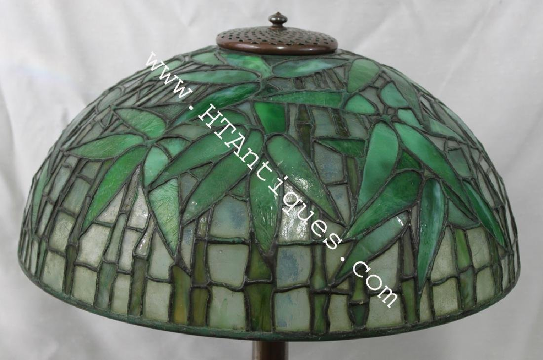 Tiffany Studios Bamboo Table Lamp - 3