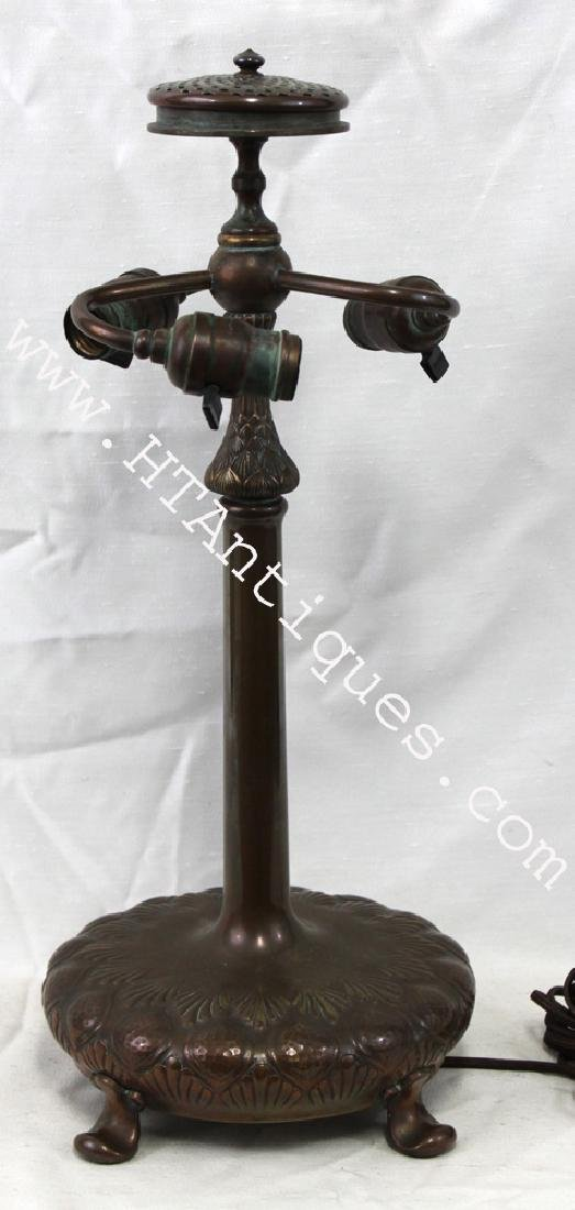 Tiffany Studios Bamboo Table Lamp - 5