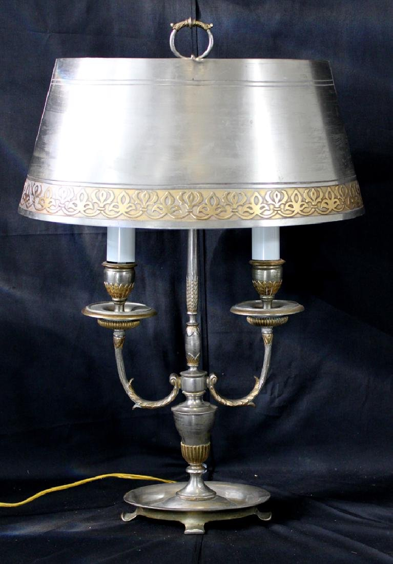 Special Order Tiffany Stusios Bronze Lamp