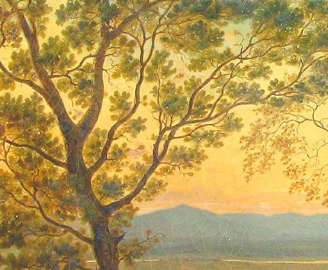19 Century European Landscape Painting, Adolf Kirstein - 3