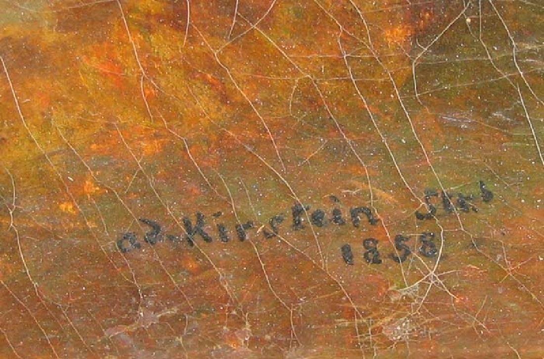 19 Century European Landscape Painting, Adolf Kirstein - 4