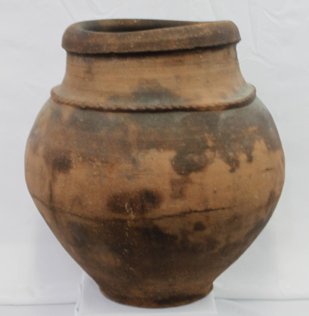 Medieval European 12th Century Pingsdorf Jar (Ceramic)