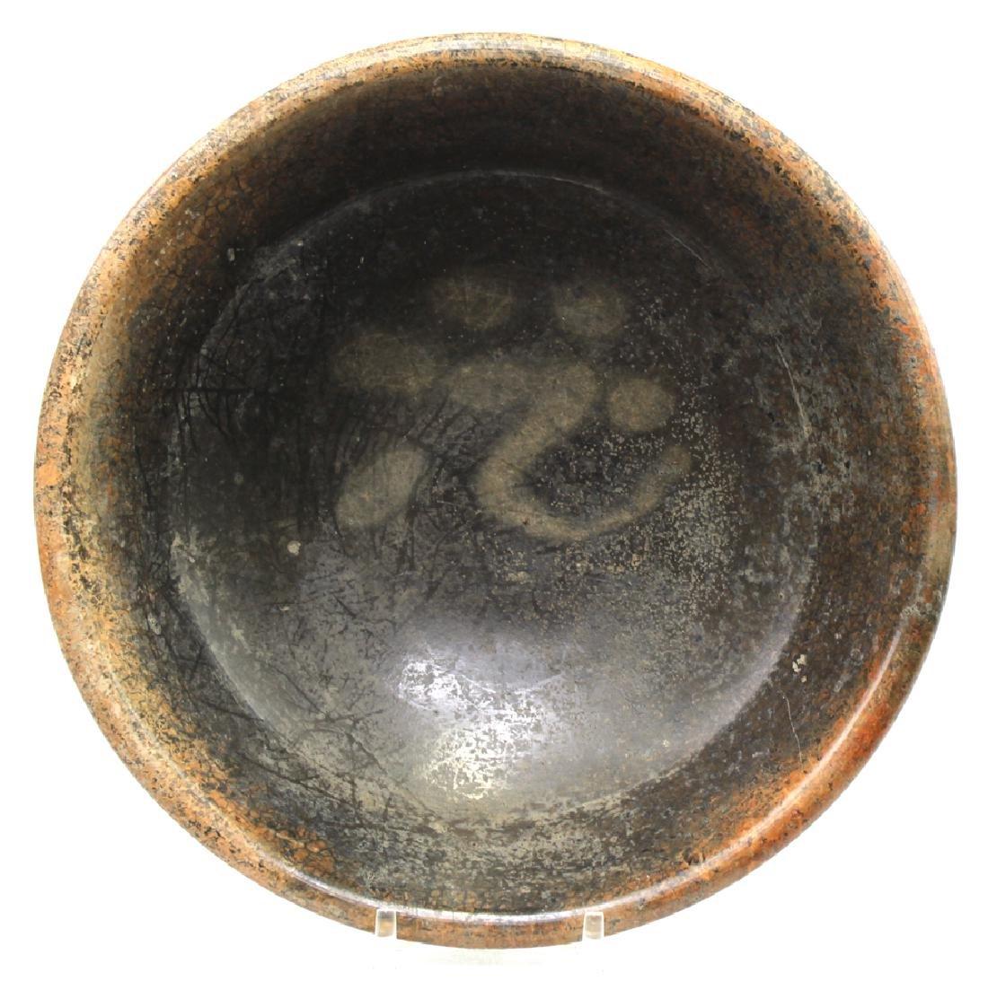 Rare Medieval European 12th Century Pingsdorf Plate