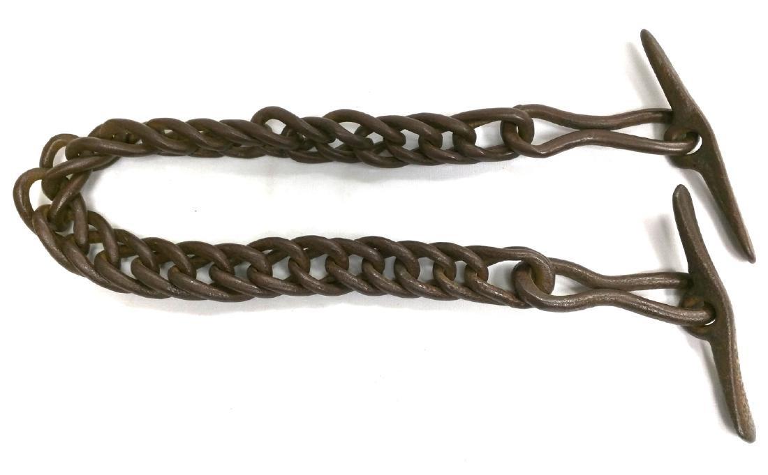 16-17 Century Iron Chain