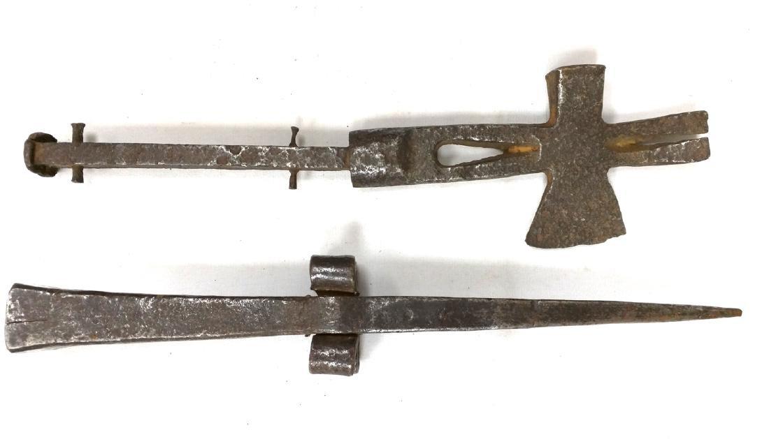 16th Century Iron Tools