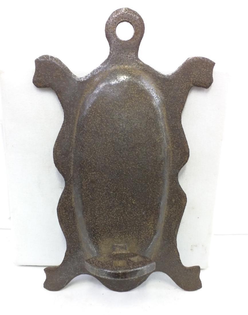 16-17 Century Iron Plaque (Plate)