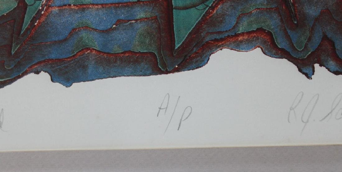 R. D Schimall Artist Proof Signed Limited Edition - 5