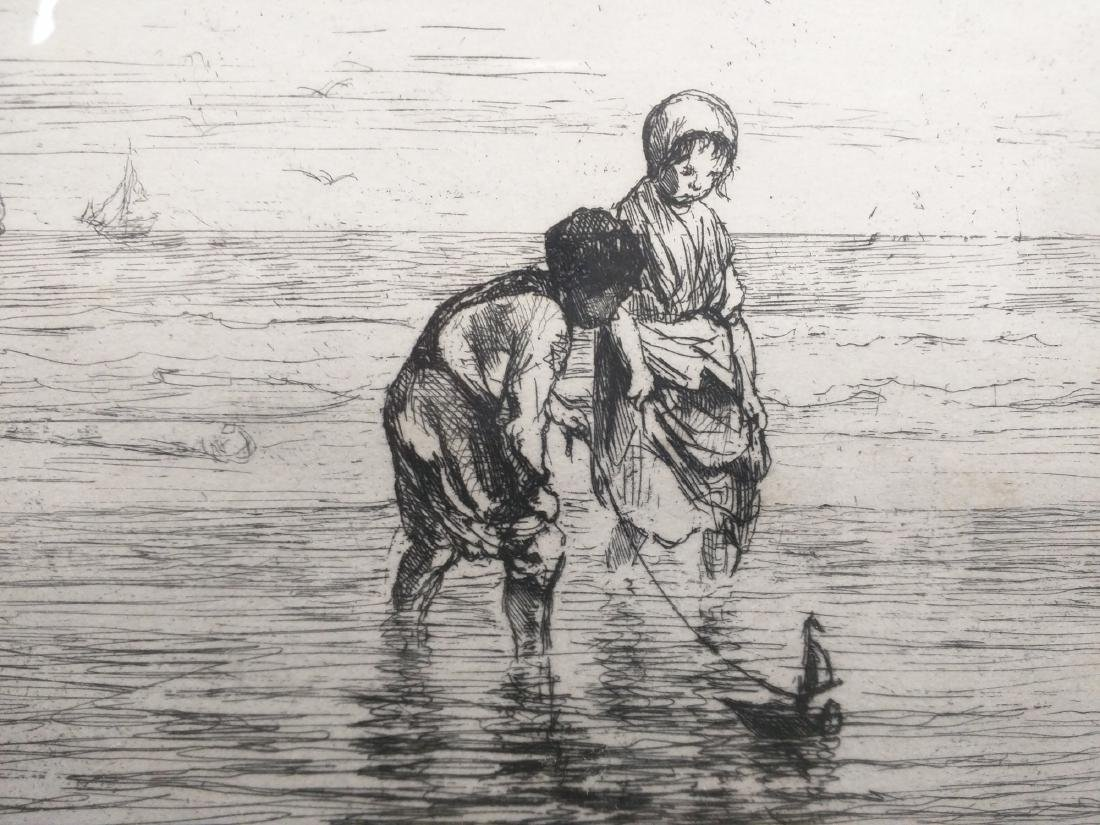 Etching on Wove Paper - 4