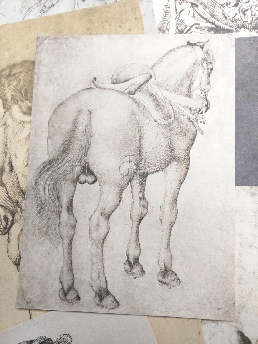 Collection of Prints Disegni Dei Grandi Maestri - 3
