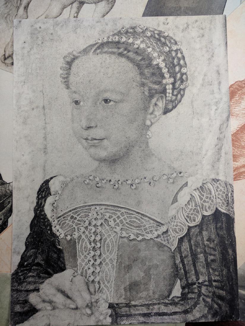 Collection of Prints Disegni Dei Grandi Maestri - 4