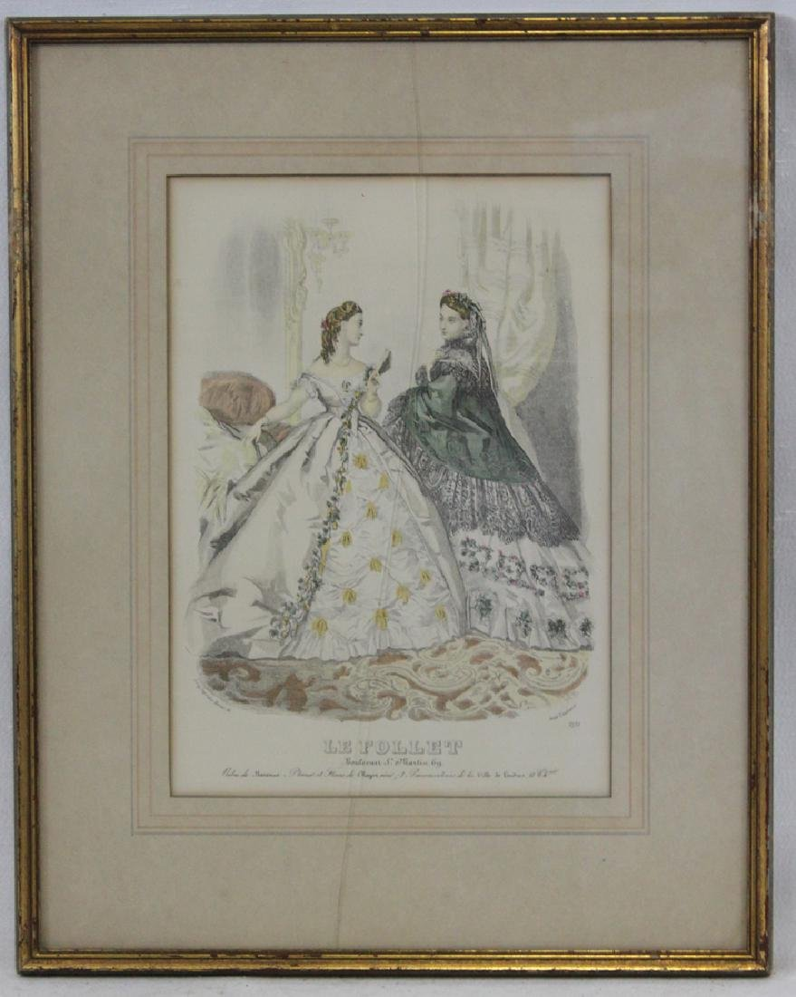 Group of Four 19th Century Prints - 2