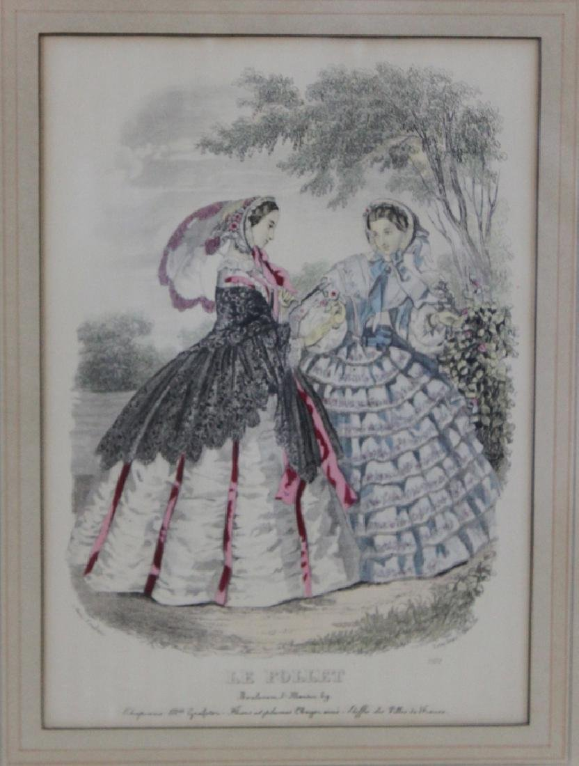 Group of Four 19th Century Prints - 4