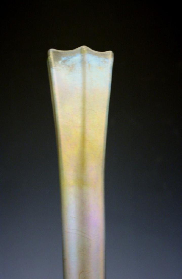 Louis Comfort Tiffany Furnaces Vase - 3