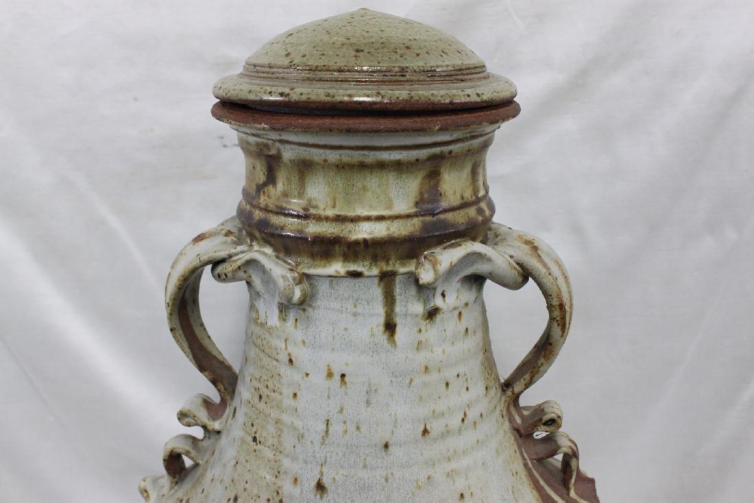 20th Century American Studio Pottery Stoneware - 4