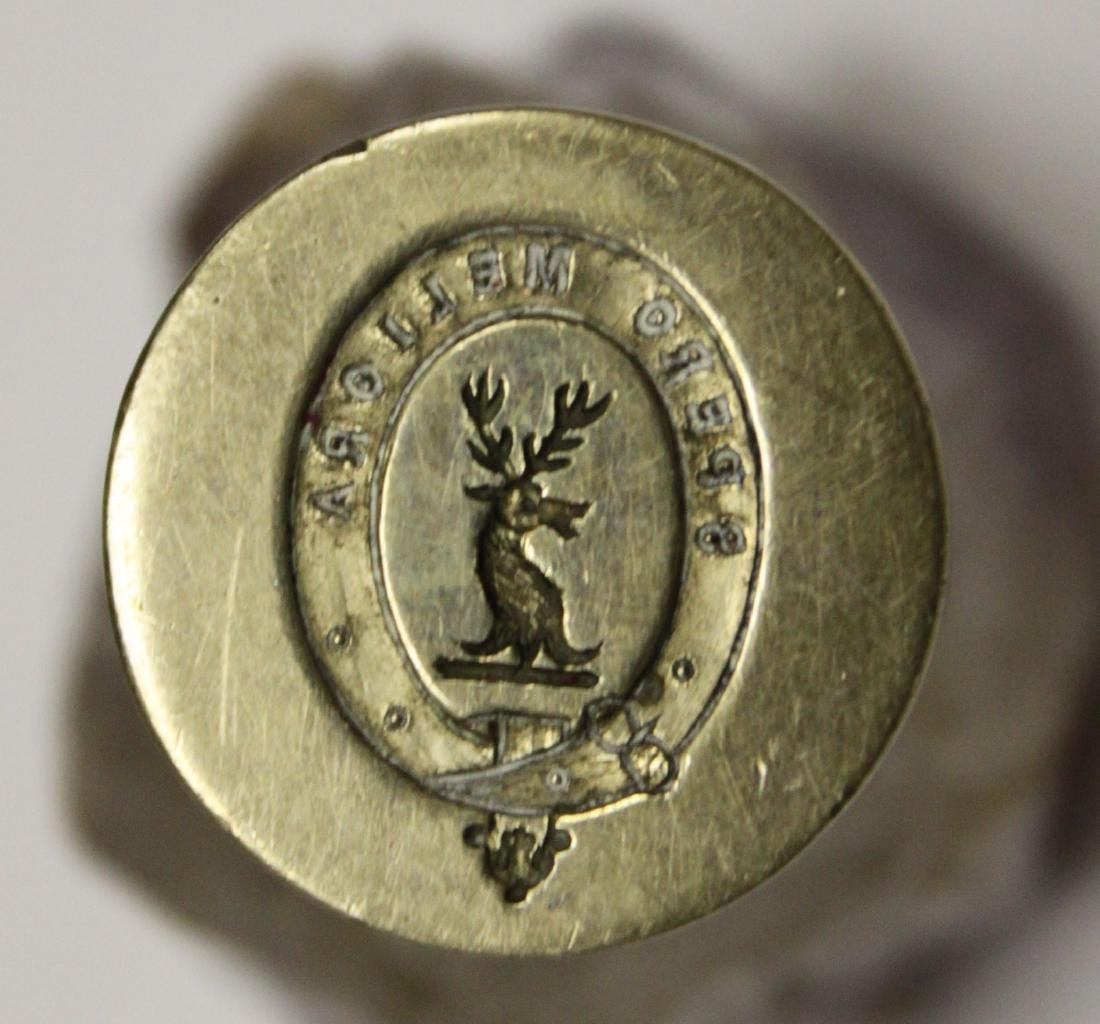 Collection of 19 Century French Seals - 5