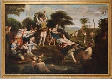 School of Domenichino (Italian painter and draftsman,