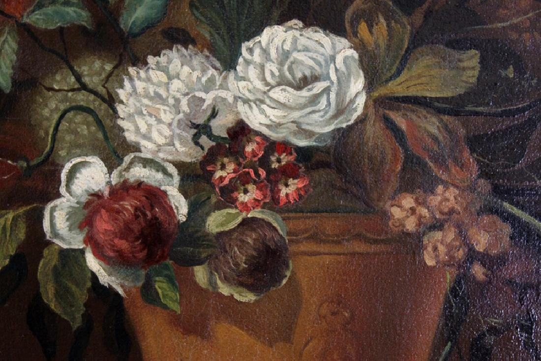 Oil on Canvas Spanish Still Life Painting by Ira Monte - 3