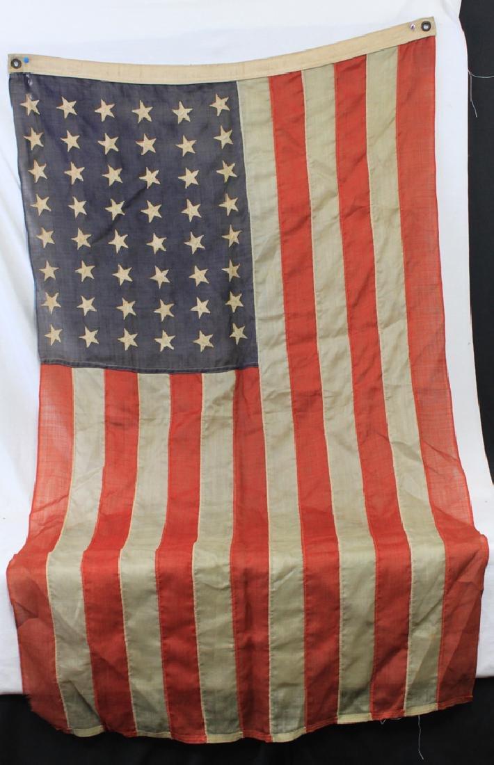 American Flag 48 Stars