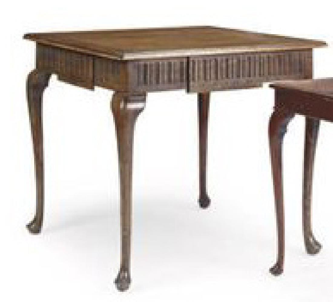 OAK SIDE TABLES