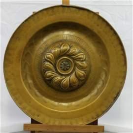 16 / 17th Century South German (N rnberg) Brass Alms