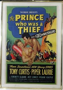 LARGE UNIVERSAL MOVIE POSTER 1951