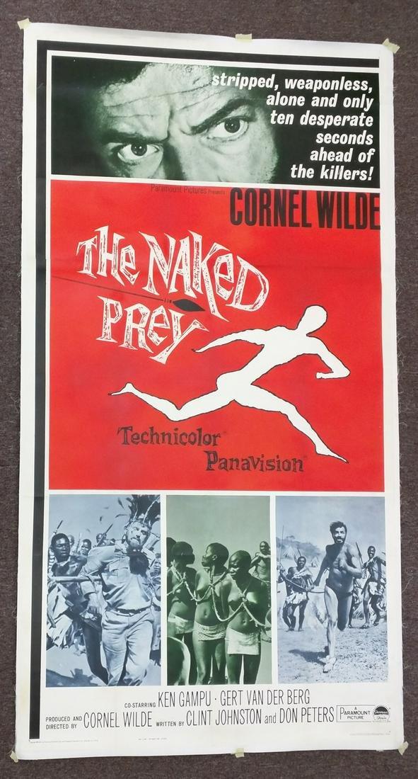 LARGE PARAMOUNT MOVIE POSTER 1965