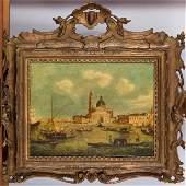 Giacomo Guardi (Italian, 1764-1835) (Attributed) - View