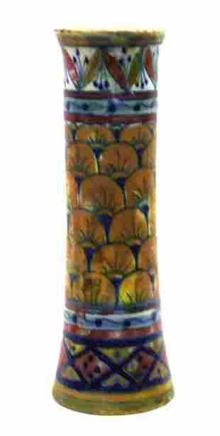 18 Century Spanish or Italian Ceramic Vase