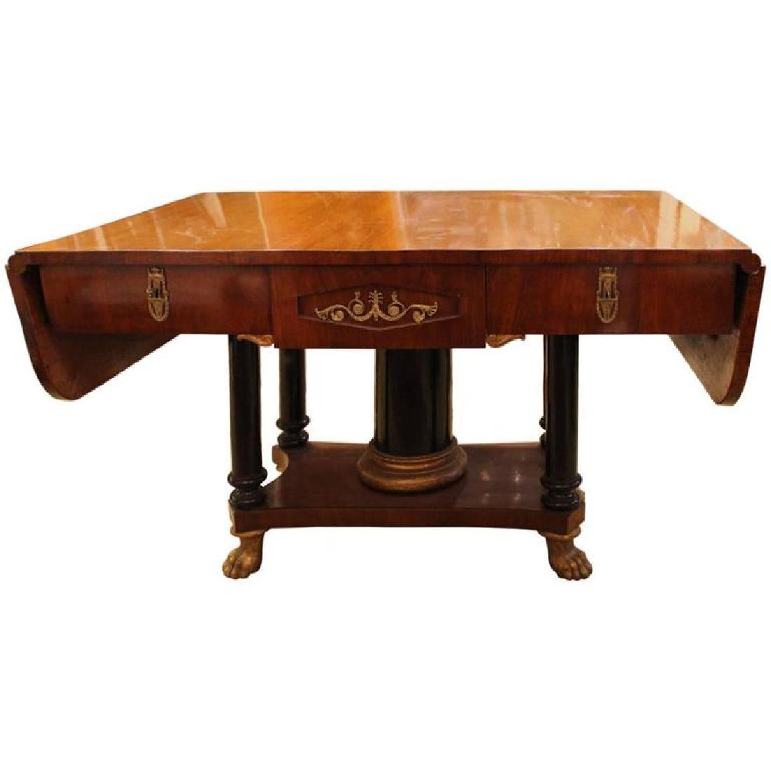 Traditional Biedermeier Table