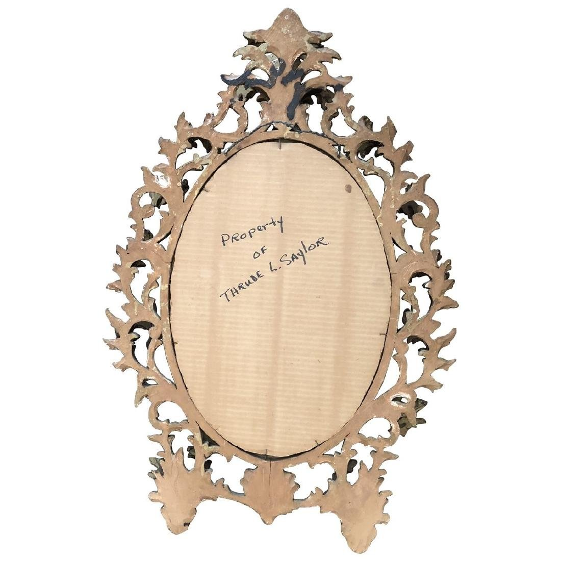 Baroque Style Carved Mirrors 20th Century - 3