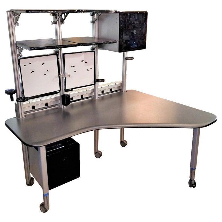 MODERN Desk by Richard Hallbrok  for Herman Miller