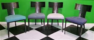 Set of 5 Midcentury Outdoor Floor Lighting