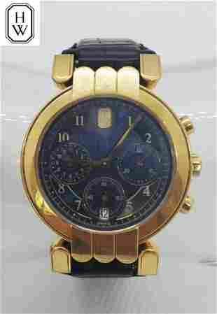 HARRY WINSTON rocodile stem Gold Limited Edition Face