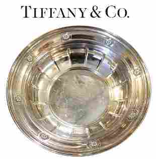 1920s Tiffany & Co. Sterling Silver Bowl or Dish