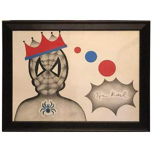 Tysen Knight King Spidey Circa 2015