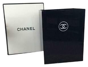 Authentic Chanel Acrylic Cosmetic Makeup Bin