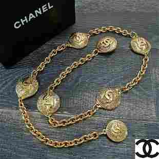 Chanel CC Charm Belt/ Necklace