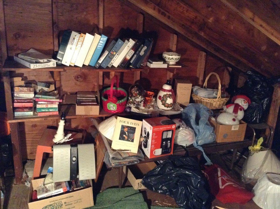 Far corner of attic - 2