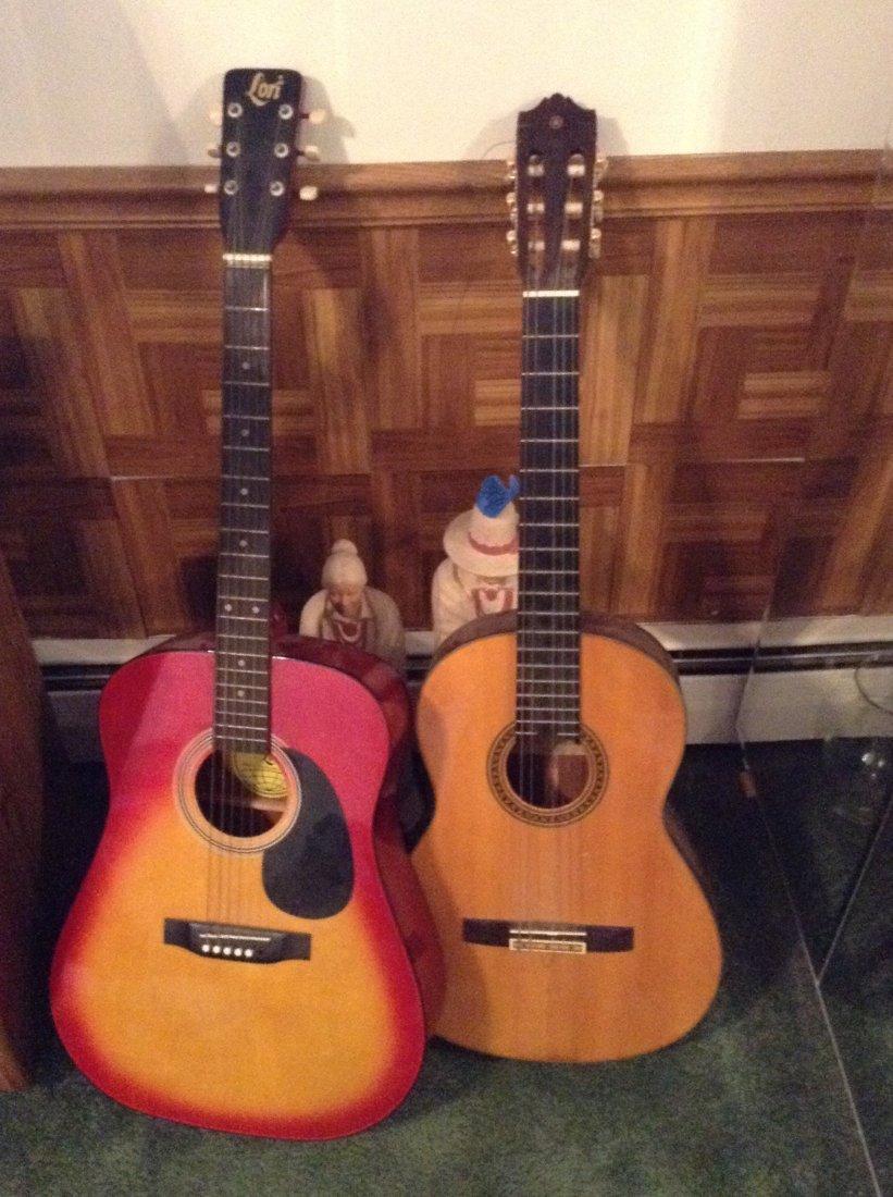 Lori & Yamaha Guitars