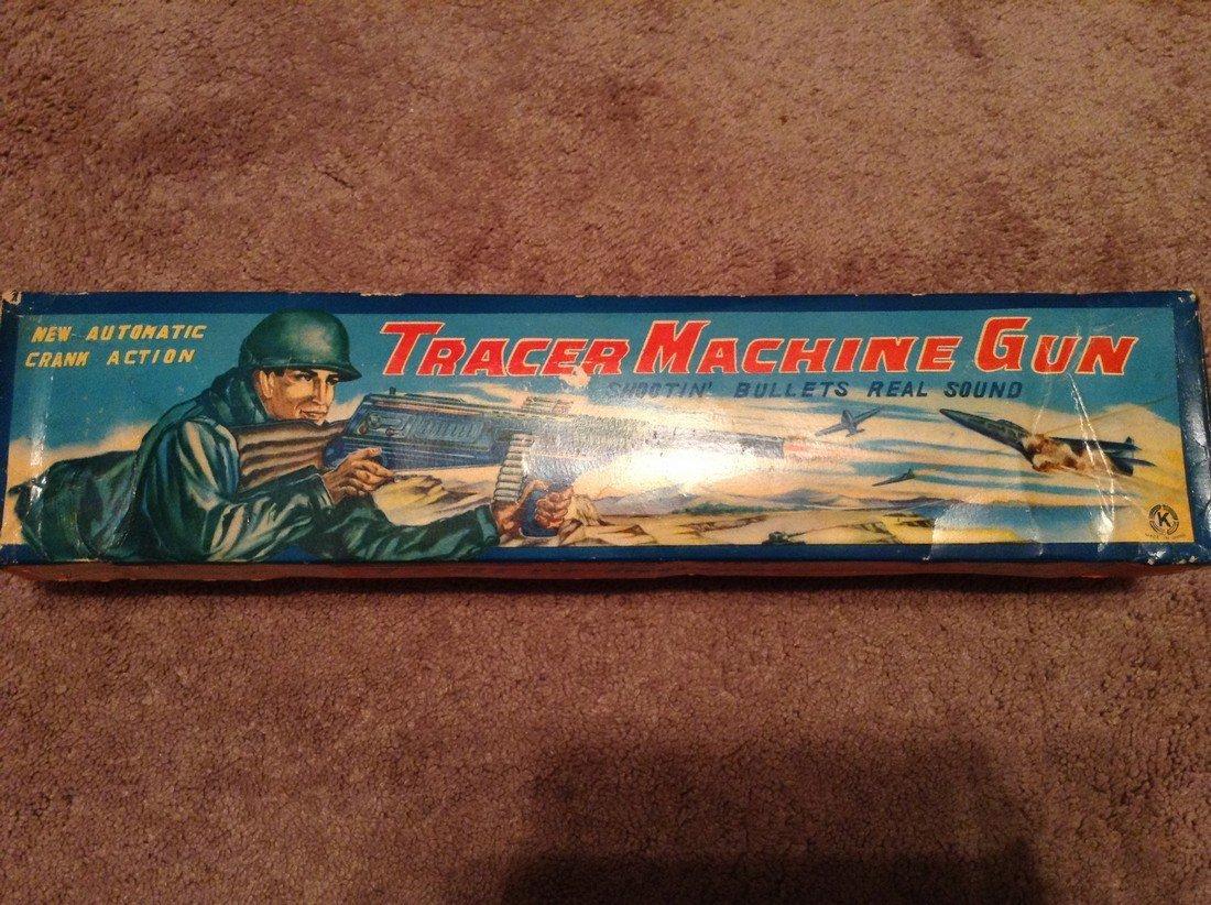 Tracer Machine Gun
