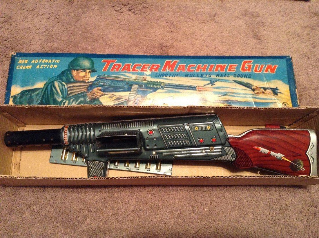 Tracer Machine Gun - 2
