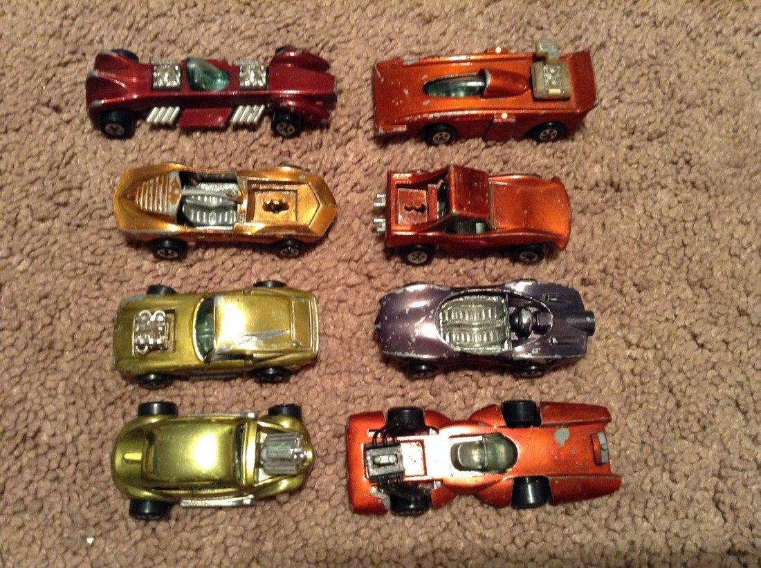 Topper Johnny Lightning Cars