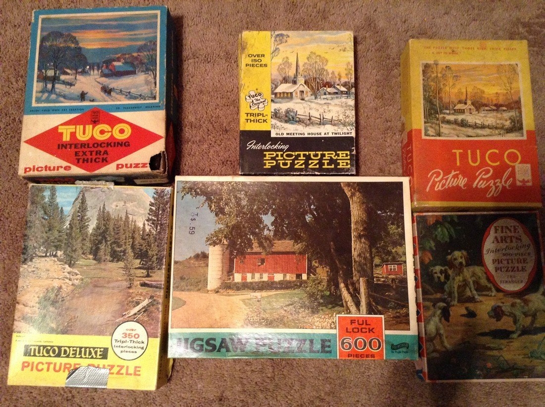 Vintage Tuco and Other Early Puzzles