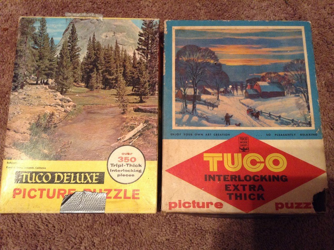 Vintage Tuco and Other Early Puzzles - 3