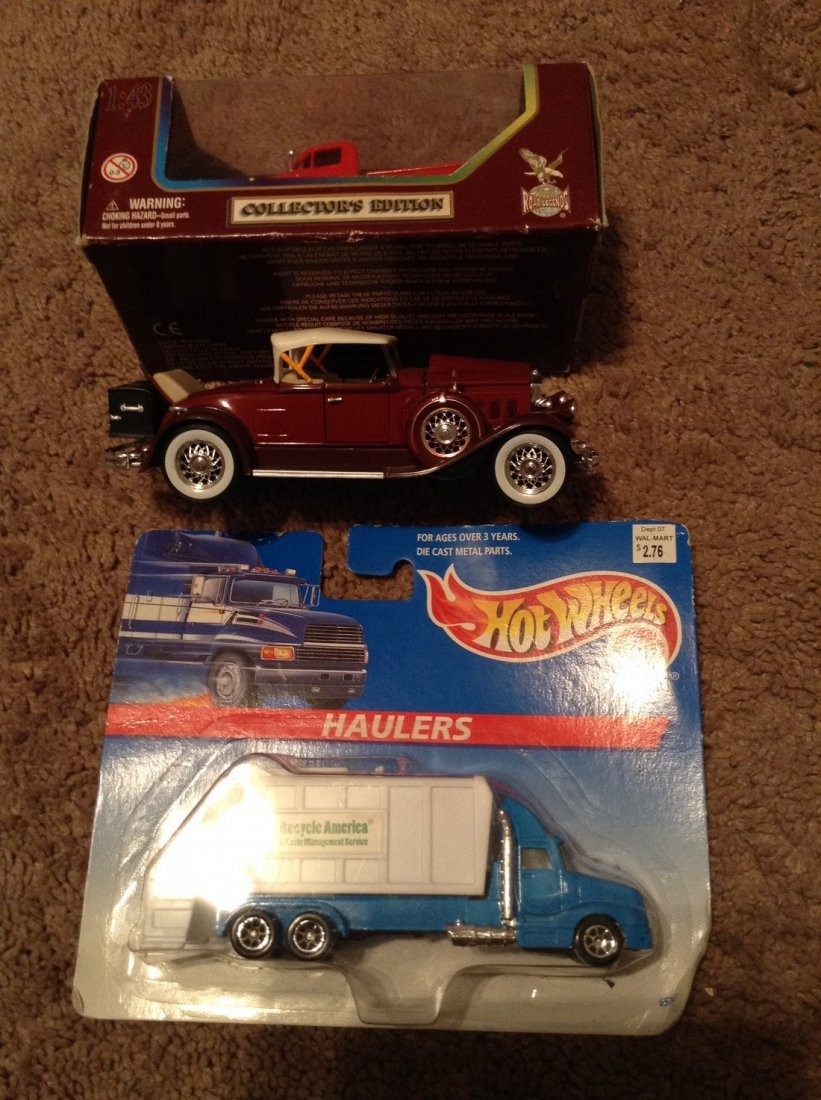 New in the Package Hot Wheels Car - 3